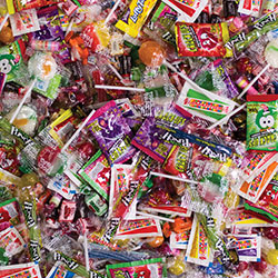 Crane Mix - Candy, 6930 Count