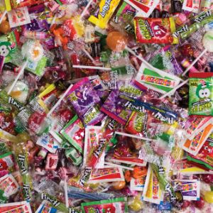Crane Mix - Candy 1.97¢ (6930 pcs)