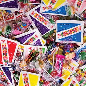 Crane Mix- Candy 2.9¢ (4915 pcs)