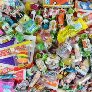 Crane Mix - Stickless Candy 3¢ (4704 pcs)