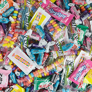Crane Mix - Stickless Candy 3.4¢ (4847 pcs)