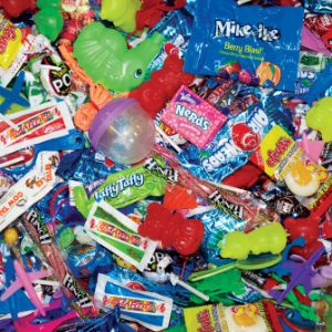 Crane Mix - Candy & Toy 3.5¢ (4068 pcs)