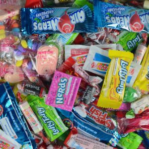 Crane Mix - Stickless Candy Mix 3.9¢ (3969 pcs)