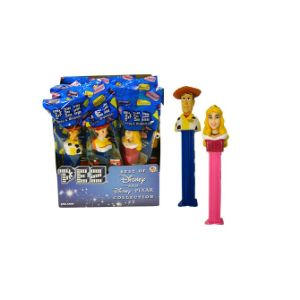 PEZ Best of Disney and Pixar Dispensers - Case