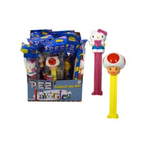 PEZ Favorites Dispensers - Case