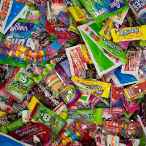 Crane Mix - Candy 8¢ (2885 pcs)