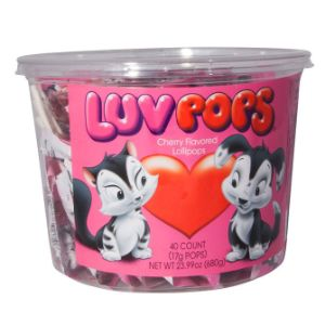Luv Pops Display Tub (40 pcs)