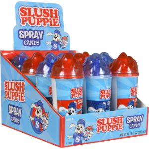 SLUSH PUPPiE®  Spray Candy Display Box (12 pcs)
