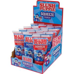 SLUSH PUPPiE® Squeeze Candy Display Box (12 pcs)