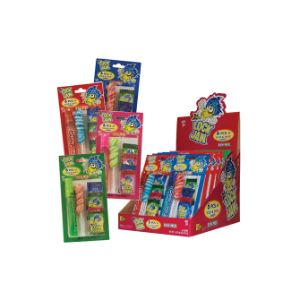 X-Treem Lock Jaw Fun Mix Candy Display Box (16 pcs)