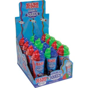 SLUSH PUPPiE® Double Squeeze Candy Display Box (12 pcs)