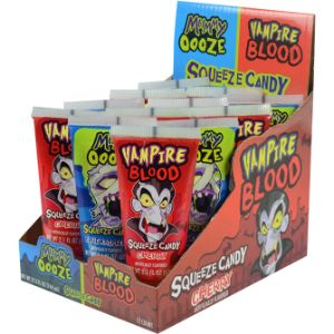 Halloween Oooze Candy  (72 pcs)
