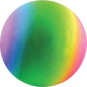 18'' Inflatable Rainbow Vinyl Balls (48 pcs)