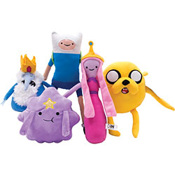 Adventure Time Plush 6''-11''