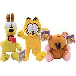 Garfield and Friends 6in-9in