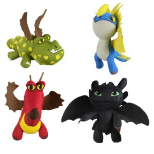How to Train Your Dragon Plush 7in