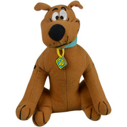 Scooby-Doo Sitting Plush 9.5''