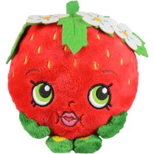 Shopkins Strawberry Kiss Plush 6.5''