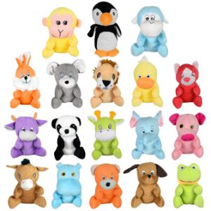 Small Generic Mix 1 Plush Kit 6''-8'' (144 pcs)