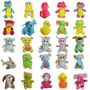 Small 100% Generic Mix 3 Plush Kit 8''-9'' (126 pcs)