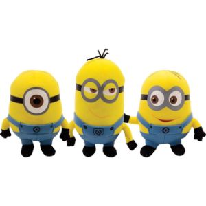 Despicable Me Minion Plush 6.5''