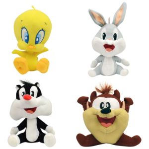 Baby Looney Tunes Plush 5''-6.5'