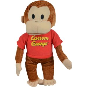 Curious George Plush 9.5''