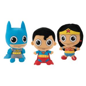 DC Comics Caricature Plush (9'')