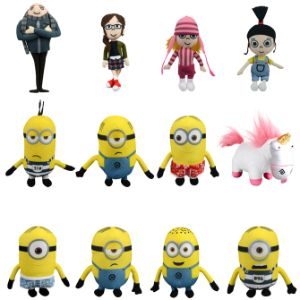 Despicable Me 3 Movie Mix Plush (6.5''-12'')