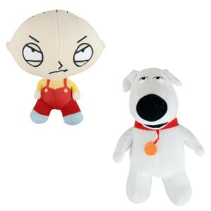 Family Guy Plush Assortment (7'')