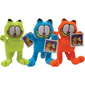 Garfield Neon Plush 9''