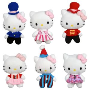 Hello Kitty Circus Assortment Plush 6.5'