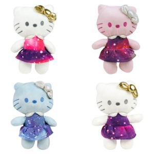Hello Kitty Galaxy Assortment Plush 6''