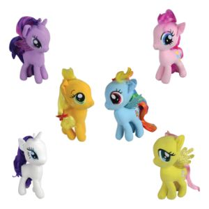 My Little Pony Plush Assortment (7.5'')