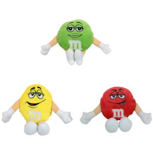 M&M Characters Plush Mix 4.5''