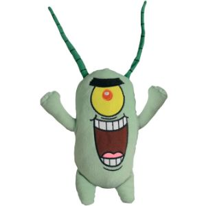 Plankton from SpongeBob SquarePants Plush 7''