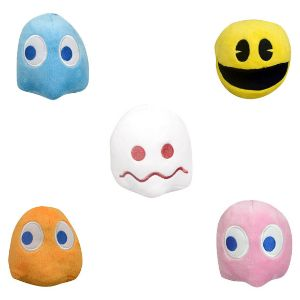 Pac-Man Plush Mix 4.5''