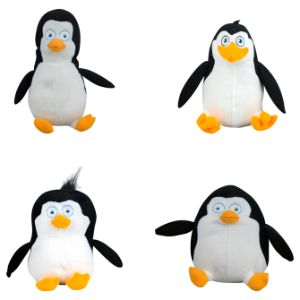 Penguins of Madagascar Plush Mix 8''
