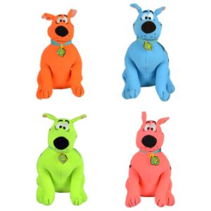 Scooby-Doo Neon Plush Assortment (9'')