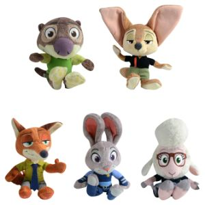 Zootopia Plush Mix 6''-7''