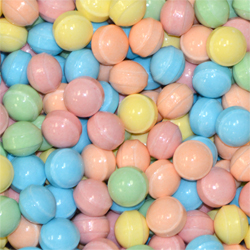 Tangy Bleeps Coated Candies - Case
