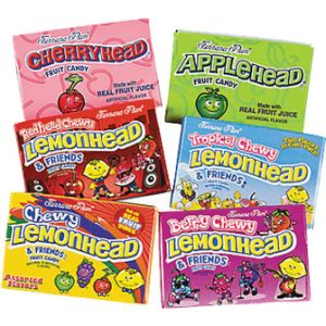 Lemonhead & Friends Mini Boxes Bag (60 pcs)