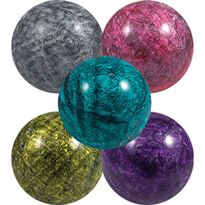 45mm Bowling Hi-Bounce Balls (50 pcs)
