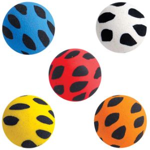 27mm New Spot Ball Hi-Bounce Balls (250 pcs)