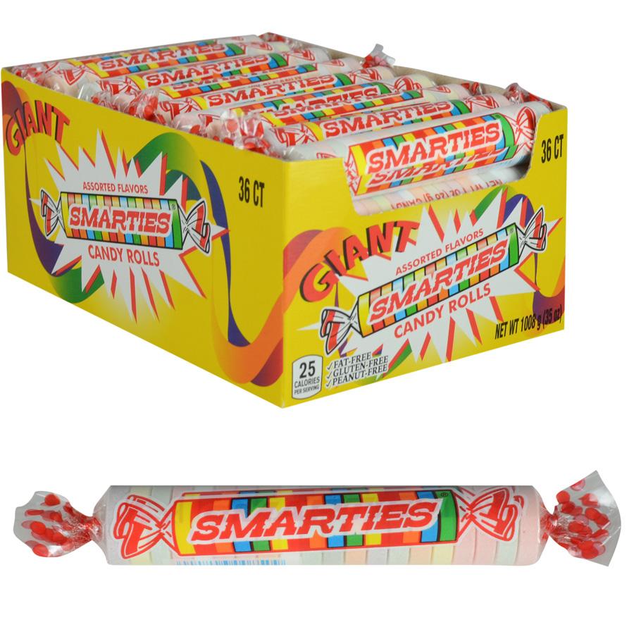 Smarties Giant Box (36 pcs) - 16 DB / Case
