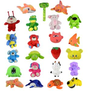 Medium 100% Generic Plush Kit (96 pcs)