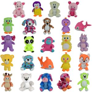 Medium Generic $1.65avg Plush Kit 9''-12'' (96 pcs)
