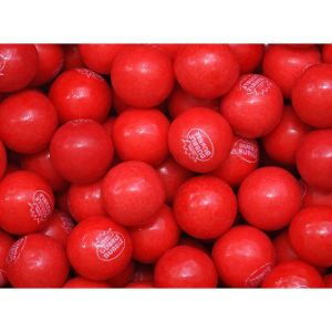 850 Count Pomegranate Gumballs