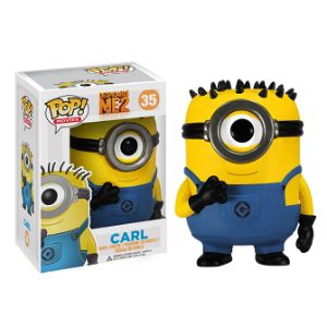 Pop Vinyl Despicable Me Carl Figure