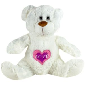Love Me Bear Plush 15in